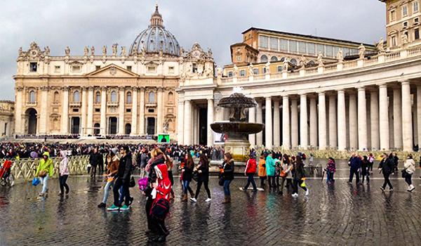 Itália as cidades mais visitadas: Roma, Florença, Nápoles e Milão