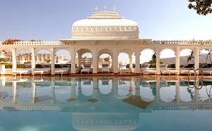 Taj Lake - India