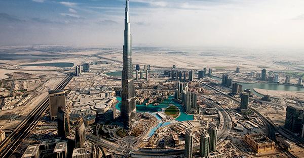 Dubai - Burj Khalifa