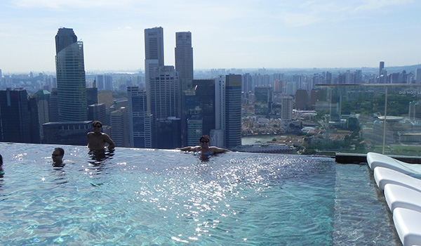 Singapura e os pontos turísticos: modernidade, orquídeas e compras