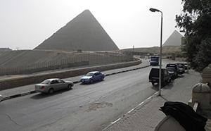 Egito - saí de férias na revolução e vivi um momento histórico