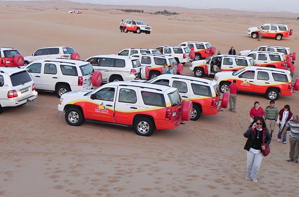 Dubai - Safari no Deserto