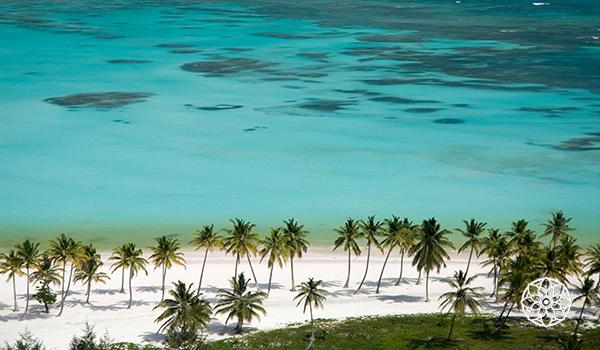 As Ilhas mais bonitas do mundo no Atlântico, Índico e Pacífico