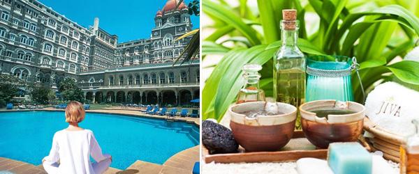 Taj Hotéis - Sul da Índia