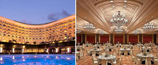 Taj Hotel em Delhi