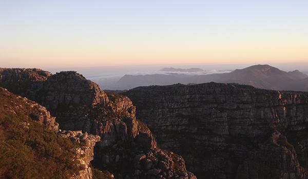 África do Sul - pontos turísticos na região de Cape Town