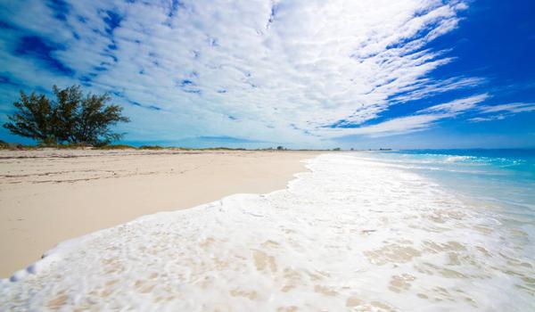Praias paradisíacas