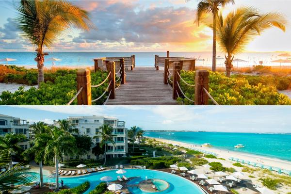 Turks e Caicos: ilhas do Caribe com praias paradisíacas