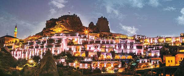 Capadocia Caves Hotel