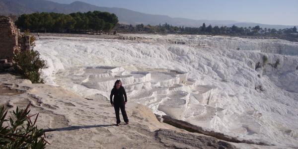 A Turquia - cultura e turismo com paisagens incríveis