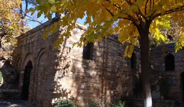 Casa de Nossa Senhora na Turquia