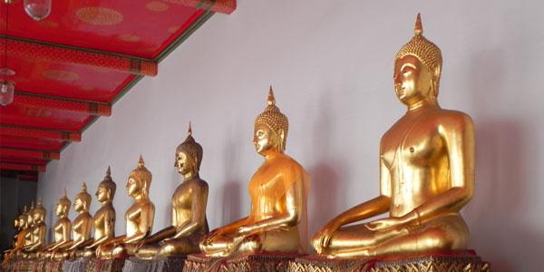 Lua de mel na Tailândia: praias, montanhas e templos