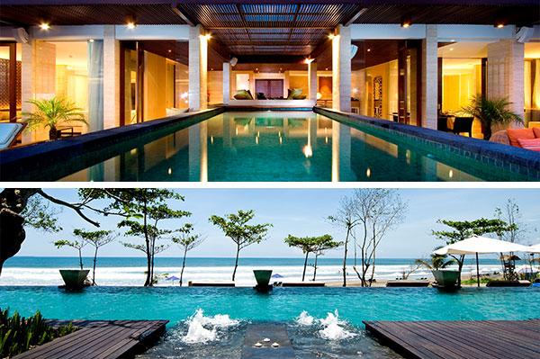 Hotéis balineses