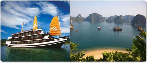 Lua de Mel no Vietnam: paisagens indescritíveis e cultura da Indochina