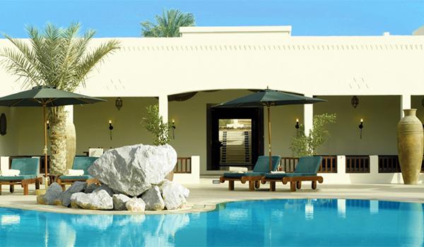 Hotéis do Deserto