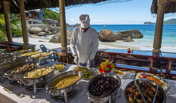 Lua de mel em Seychelles reduto de exclusividade