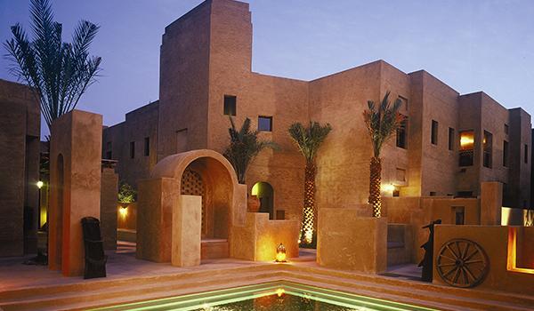 Hotéis do Deserto - Dubai