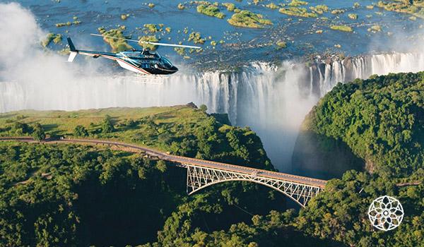 Zâmbia e Chobe National Park