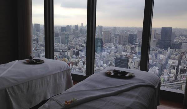 Vista de Tóquio