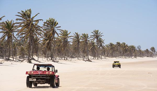 Verão em Fortaleza - caranguejada, forro, evento e praias.