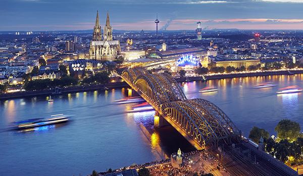 Cruzeiro pelo Rio Reno: Holanda, Alemanha, França e Suíça