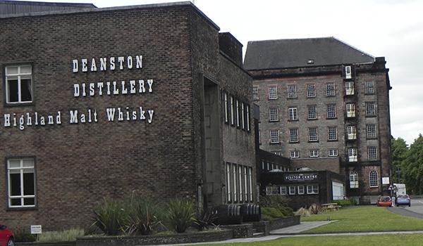 Destilaria de Whisky