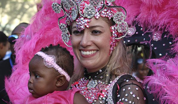 Carnaval - além do Brasil está também presente em outros países
