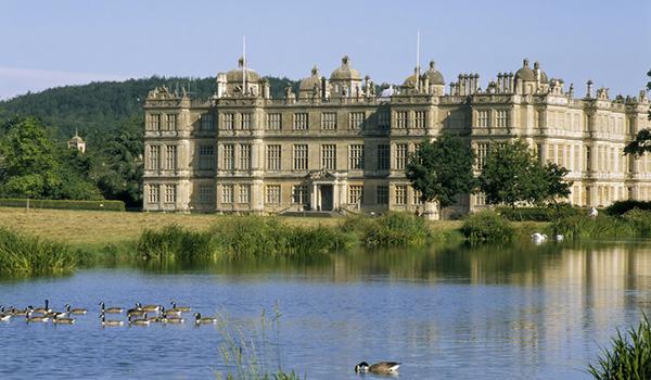 Interior da Inglaterra: cidades charmosas e jardins bem cuidados.