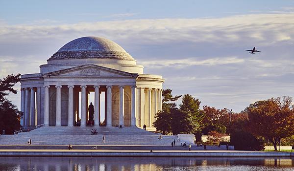 Um dia em Washington D.C. o centro do poder americano