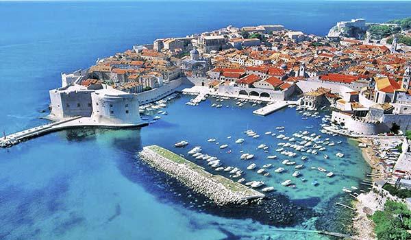 Cruzeiro pelo Mediterrâneo: Turquia, Grécia, Croácia e Itália