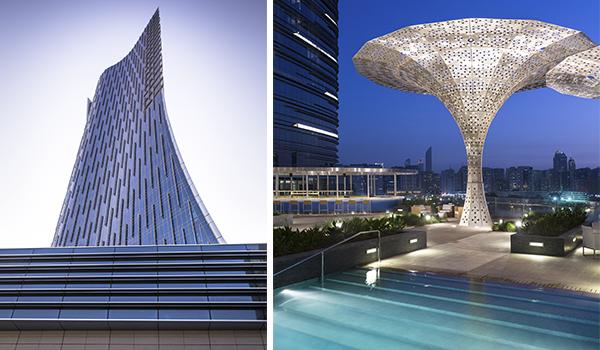 Inovação em Abu Dhabi