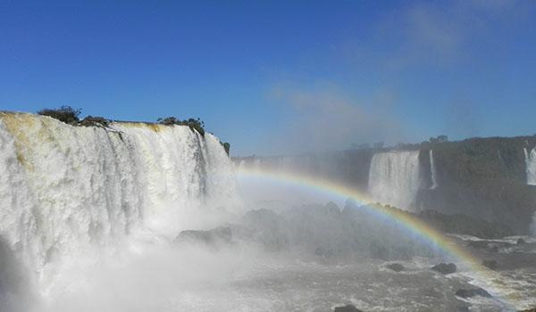 Lua de Mel em Foz do Iguaçu com Cataratas e natureza