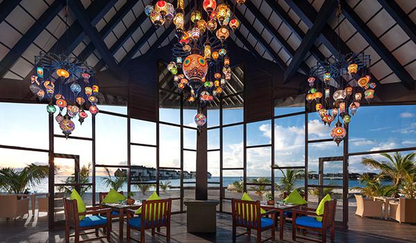 Restaurantes em Maldivas