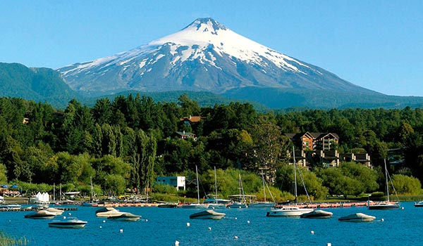 Lua de Mel no Chile: mirantes, lagos, vulcões e deserto
