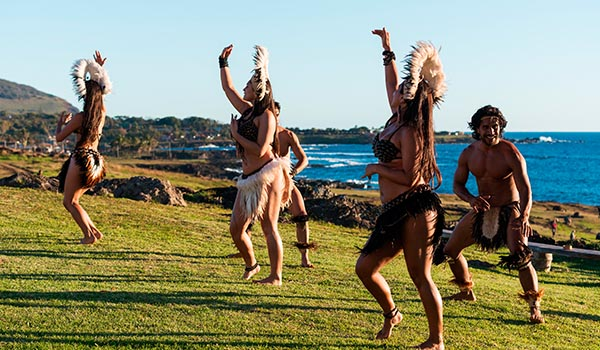 Dança da Ilha de Pascoa