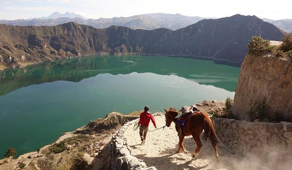 Equador pontos turísticos: Quito, Cotopaxi, Galápagos e Metade do Mundo