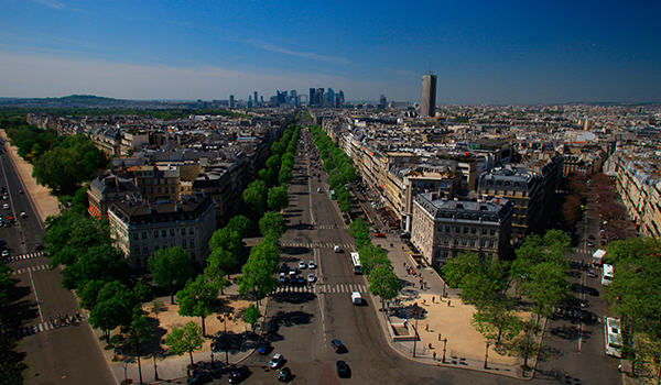 Paris a cidade de bel-prazer