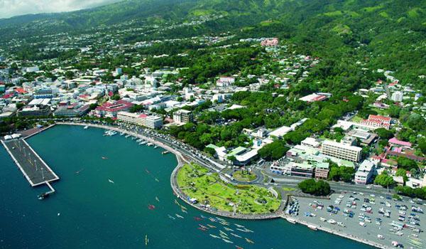 Pérolas negras do Tahiti - uma das atrações do paraíso