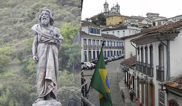 Ouro Preto viagem no tempo pela arquitetura barroca