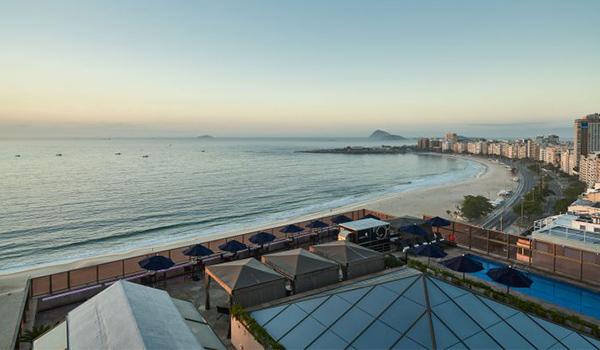 JW MARIOTT HOTEL - Copacabana