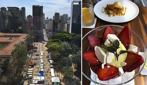 trações de São Paulo: Terraço Itália, Museu do Futebol, Skye, etc