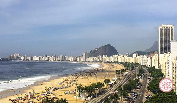 Verão no Rio