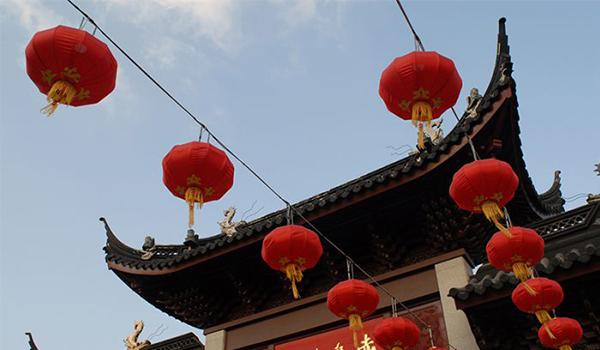 Ano novo chinês e o turismo