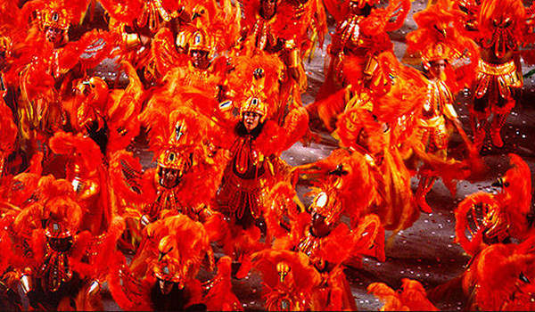 Carnaval e turismo pelo mundo: Brasil, Veneza e Caribe