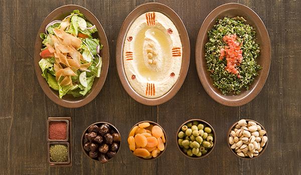 Gastronomia em Omã