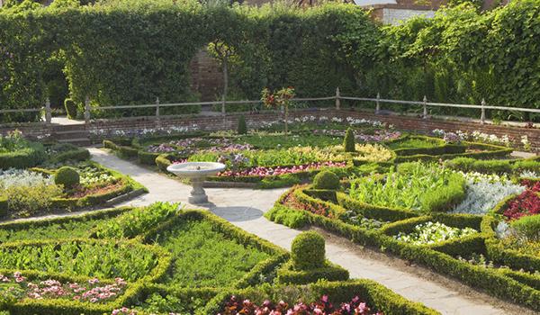 Jardins de UK