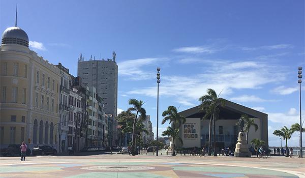Lua de Mel em Recife entre cultura e praias de Pernambuco