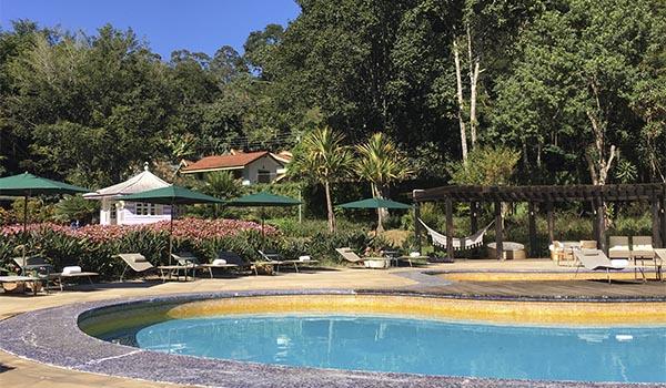 Unique Garden Hotel um refúgio para o corpo e para alma