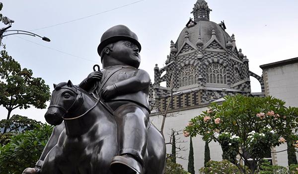 Bogotá pela primeira vez