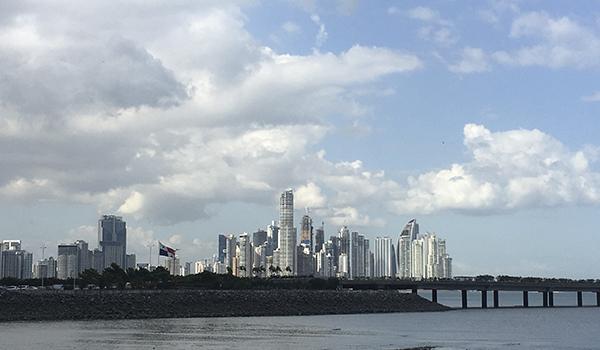 Panamá - oportunidade de escala e as atrações da cidade.